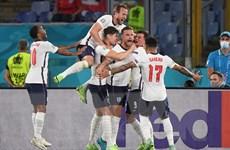 Những khoảnh khắc khẳng định đẳng cấp của tuyển Anh khi gặp Ukraine