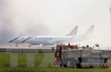 Cháy rừng khiến sân bay lớn nhất Bolivia phải đóng cửa tạm thời