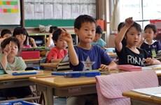 """Nhật Bản chuẩn bị ra mắt """"sách trắng quốc phòng"""" dành cho học sinh"""