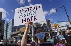 Mỹ: Hơn 9.000 vụ tấn công nhằm vào người châu Á kể từ khi có dịch