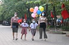 Quang cảnh lễ khai giảng năm học mới đặc biệt ở nhiều tỉnh, thành