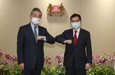 Ngoại trưởng Singapore hoan nghênh Trung Quốc quan tâm tới CPTPP