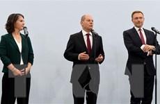 """Liên minh """"đèn giao thông"""" nhất trí đàm phán cầm quyền ở Đức"""