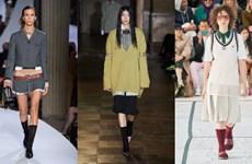 5 xu hướng được lăngxê tại tuần lễ thời trang Paris Xuân Hè 2022