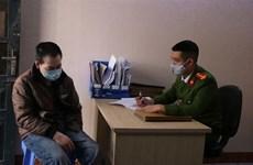 Triệt phá tụ điểm ma túy phức tạp tại Kinh Môn, Hải Dương