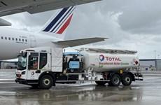 """Air France-KLM lần đầu dùng """"nhiên liệu bền vững"""" khi bay đường dài"""