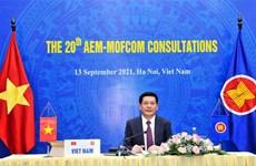 ASEAN cùng đối tác nỗ lực thúc đẩy phục hồi kinh tế sau đại dịch
