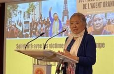 Hội Bỉ-Việt đoàn kết với nạn nhân chất độc da cam Việt Nam