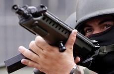 Xả súng khiến hơn 10 người thương vong tại Rio de Janeiro