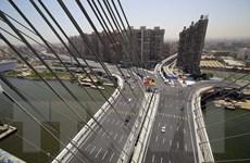 Cận cảnh cây cầu treo rộng nhất thế giới mới khánh thành ở Ai Cập