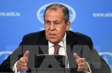 Ngoại trưởng Nga hối thúc Mỹ có trách nhiệm trong quan hệ song phương