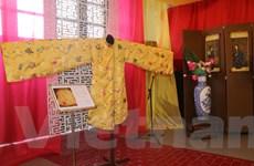 Triển lãm các cổ vật Triều Nguyễn tại Sydney thu hút người xem
