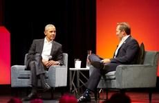 Ông Obama: Làm Tổng thống nên tránh xem tivi và mạng xã hội