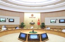 Thủ tướng chủ trì họp về công tác phòng, chống dịch COVID-19