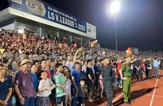 """Sự cố """"vỡ sân"""" Hà Tĩnh: Chờ án phạt hợp lý, hợp tình từ VFF"""