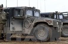 Tổng thống Mỹ chấp thuận đề xuất tái bố trí 9.500 binh sỹ ở Đức