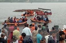 Ấn Độ: Lật thuyền trong lễ hội tôn giáo, 12 người thiệt mạng