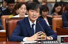 Nhà riêng của tân Bộ trưởng Tư pháp Hàn Quốc bị khám xét