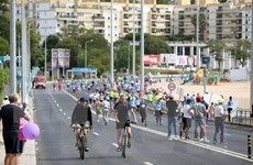 Nhiều thành phố châu Âu hưởng ứng Ngày không xe hơi
