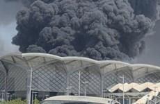 Saudi Arabia: Hỏa hoạn tại ga tàu cao tốc Haramain