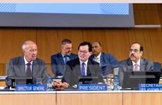 Quốc tế đánh giá cao vai trò của Việt Nam trên cương vị Chủ tịch WIPO
