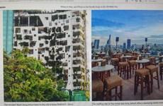 Nét đặc sắc của Thành phố Hồ Chí Minh lên báo New York Times
