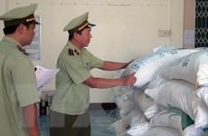 Phú Yên tạm giữ 30 tấn đường kính trắng không rõ nguồn gốc