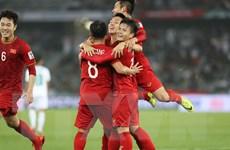 Một số hình ảnh nổi bật trong trận đấu giữa Việt Nam và Iraq