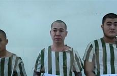 Bắt tạm giam 3 đối tượng để điều tra về hành vi cố ý gây thương tích