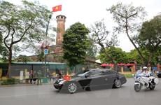 Chủ tịch Triều Tiên Kim Jong-un bắt đầu hoạt động thăm Việt Nam