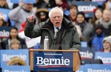 Thượng nghị sỹ Bernie Sanders bắt đầu chiến dịch tranh cử tổng thống