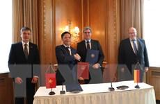 Siemens hỗ trợ Việt Nam xây dựng cơ sở hạ tầng thông minh
