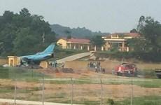 Bộ Quốc phòng thông tin chính thức về sự cố máy bay tại Yên Bái