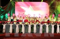 [Photo] Phó Thủ tướng dự Chương trình nghệ thuật Khát vọng thống nhất