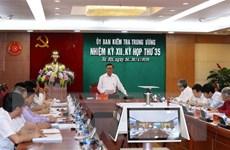 Ủy ban kiểm tra Trung ương kết luận về sai phạm của hàng loạt cán bộ