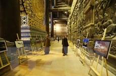 Triển lãm chuỗi sự kiện văn hóa Phật giáo tại Hà Nam