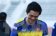 Đội tuyển Việt Nam 'thư giãn' sau chiến thắng chủ nhà Thái Lan