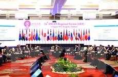 Khai mạc Diễn đàn Khu vực ASEAN lần thứ 26 tại Thái Lan