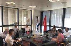 Tel Aviv sẵn sàng hợp tác với các địa phương của Việt Nam