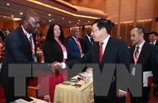 Hội nghị gặp mặt đại sứ các nước Trung Đông-châu Phi năm 2019