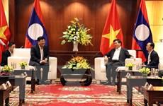 Thủ tướng CHDCND Lào Thongloun Sisoulith thăm Đà Nẵng