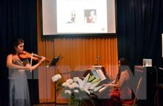 Kỷ niệm 10 năm nhạc sỹ Nguyễn Văn Quỳ được trao giải Patrimoenia