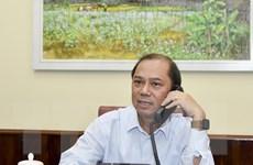 Đề nghị phía Anh hỗ trợ trong trường hợp có nạn nhân là người Việt Nam