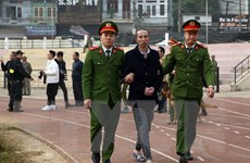 Điện Biên mở phiên sơ thẩm xử lưu động vụ nữ sinh giao gà bị sát hại