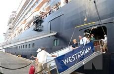 Thông tin về du khách trên tàu Westerdam đang neo đậu ở Campuchia