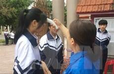 Thanh Hóa: Không có việc gần 1.000 học sinh nghỉ học vì một em bị sốt