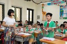 Hà Nội quyết tâm đạt mục tiêu xây dựng trường chuẩn quốc gia năm 2020
