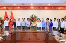 Các cơ quan Trung ương, địa phương chúc mừng Thông tấn xã Việt Nam