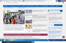 Phát hiện Facebook mạo danh Sở Giáo dục và Đào tạo thành phố Cần Thơ