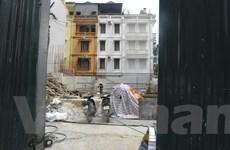 Quận Ba Đình lý giải căn cứ cấp phép xây 4 tầng hầm cho nhà ở riêng lẻ